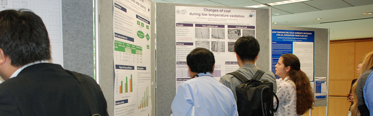 Coal Science and Technology poster session
