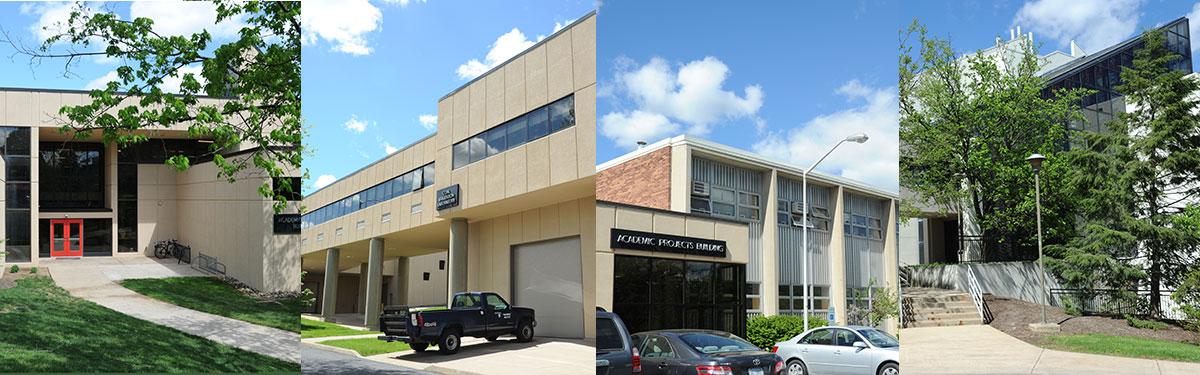 EMS Energy Instiute buildings