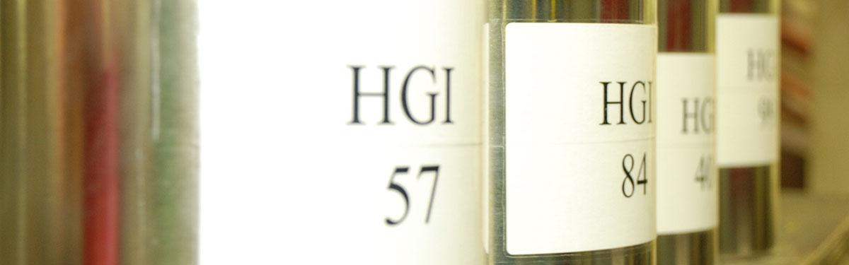 HGI samples