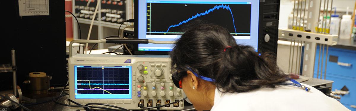 Nanomaterials lab testing