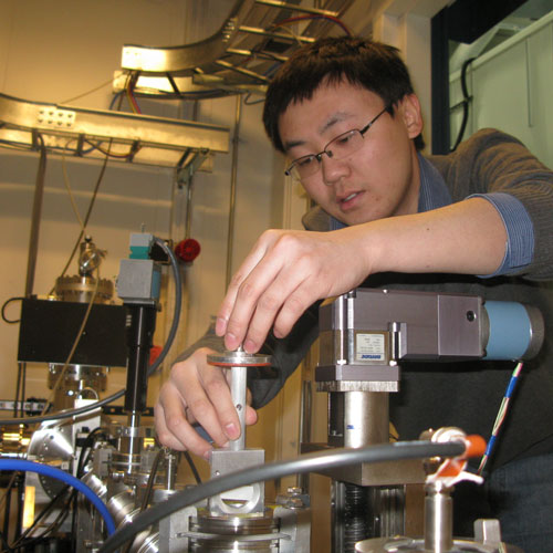 Clean fuels and catalysis research