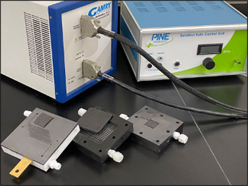 Benchtop redox flow battery