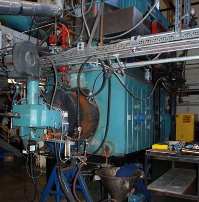research boiler